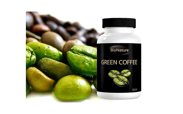 Green Coffee Bean extract 60x2000 mg