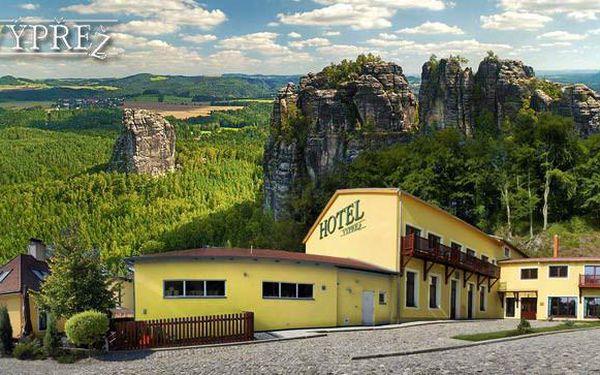 Aktivní dovolená v Česko-Saském Švýcarsku