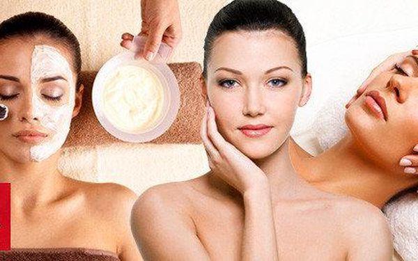 Luxusní devítifázové kosmetické ošetření včetně vysokofrekvenčního přístroje.