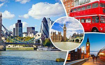 Brusel a Londýn - 5 denní zájezd s ubytováním aneb putování po krásných evropských destinací spojené s nákupy!Dopřejte si nezapomenutelnou dovolenou v květnu nebo červnu do nejkrásnějších a nejvýznamnějších měst Evropy!!!