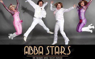 Velká letní ABBA Show v Praze