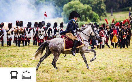 Belgie – Brusel, Antverpy a velkolepé oslavy 200. výročí bitvy u Waterloo