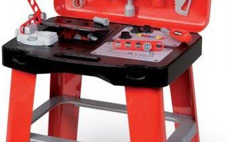 Smoby Black&Decker Pracovní stůl v kufříku