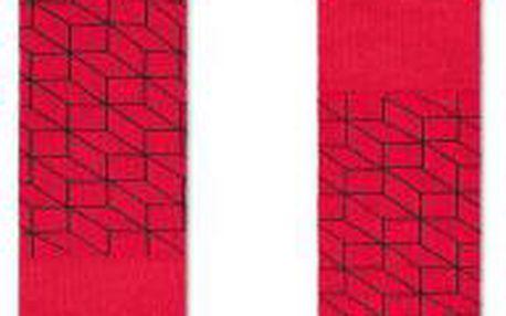 Vysoké ponožky z kolekce Happy Socks - PonožkyOptic01