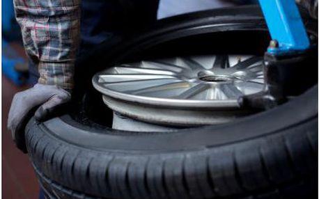 Kompletní přezutí a vyvážení pneumatik vašeho osobního vozidla v Havířově!!!