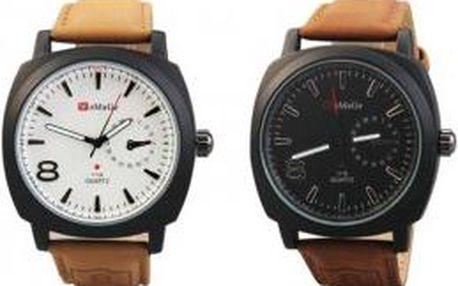 Moderní pánské analogové hodinky