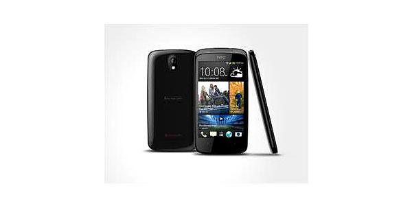 HTC Desire 500, černá, T-Mobile