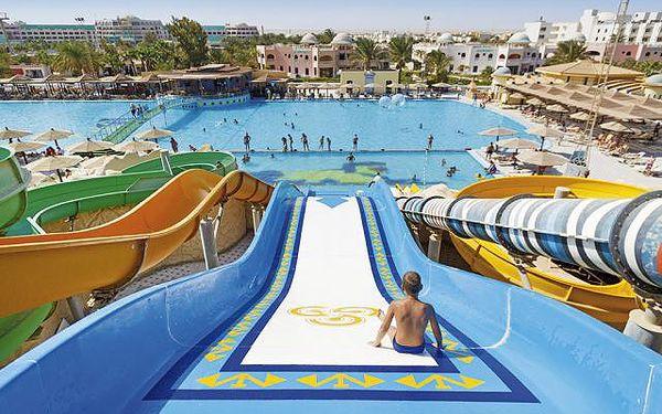 Diamond Resort & Aquapark, Hurghada, Egypt, letecky, all inclusive