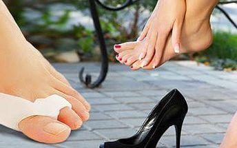 Silikonová ortopedická pomůcka: fantastická úleva pro nohy! 3 + 1 balení zdarma!