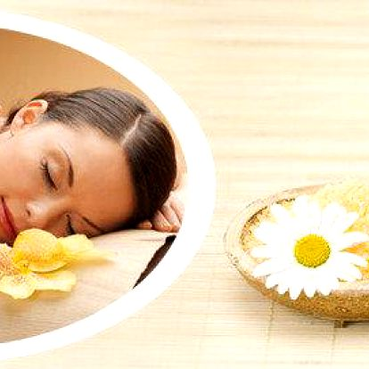 Jarní detoxikační medová masáž, včetně privátní infrasauny a zábalu, v salonu u Kralup nad Vltavou