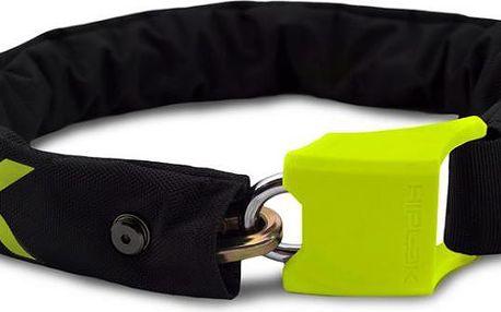 Zámek na kolo Hiplok V1.5, black/lime/lime