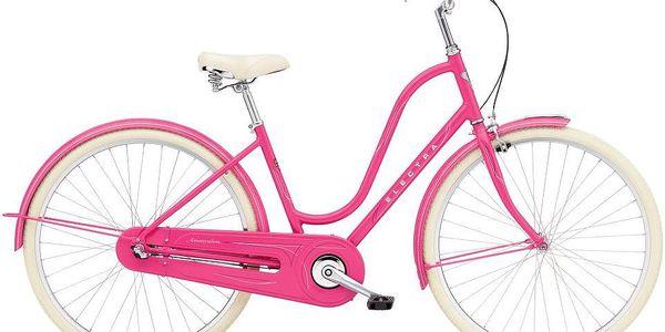 Dámské kolo Amsterdam Original 3i Pink