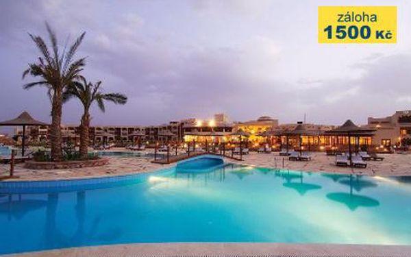 Egypt, oblast Marsa Alam, letecky, all Inclusive, ubytování v 4* hotelu na 8 dní