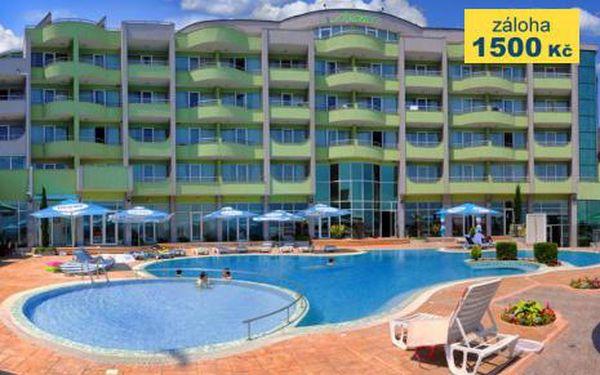 Bulharsko, oblast Nesebar, letecky, all Inclusive, ubytování v 4,5* hotelu na 8 dní