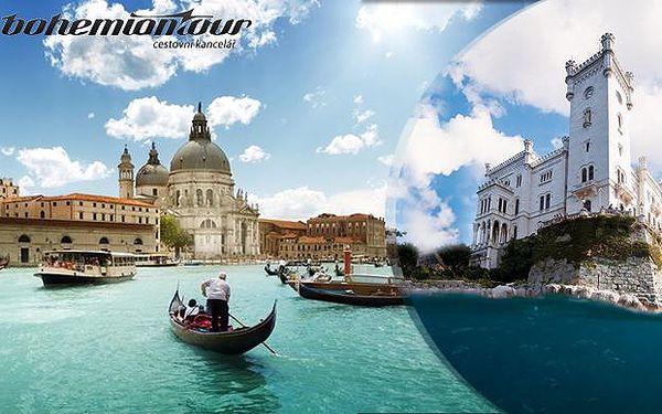 Poznávací zájezd do Itálie s dopravou i ubytováním
