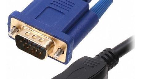 HDMI - VGA HD-15 kabel