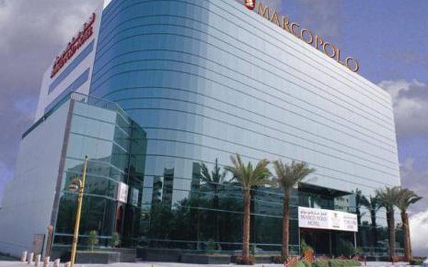 Spojené arabské emiráty, oblast Dubai, doprava letecky, polopenze, ubytování v 4* hotelu na 8 dní