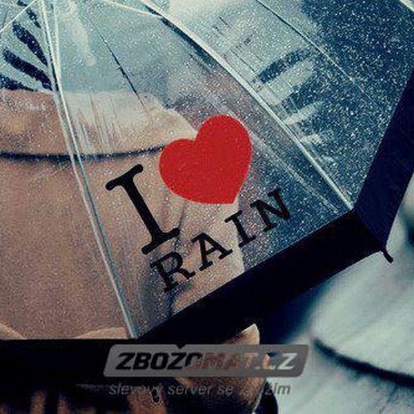 Deštník Rain Fulton - máte nebo nemáte rádi déšť?