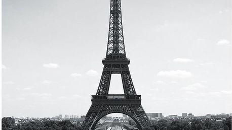 Fototapeta Eiffelova věž 158 x 232 cm, Wall