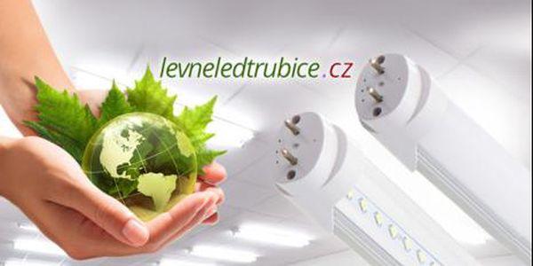 LED ÚSPORNÉ TRUBICE! Bezhlučné, intenzivně svítící, bez škodlivého UV záření, uspoří až 70% energie!