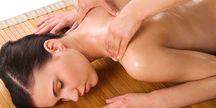 Až 90minutová thajská olejová masáž ve studiu Power Plate v Praze