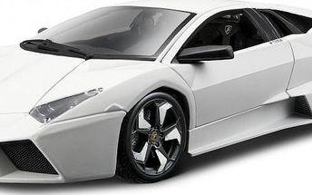 Skládačka kovového modelu Lamborghini Reventon v měřítku 1:18