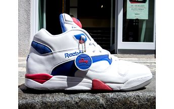 Boty Reebok Classic Court Victory Pump