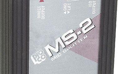 Mikrofonní splitter Pro Co MS2