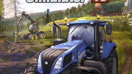 Farming Simulator 15 vás zve do náročného světa moderního farmaření