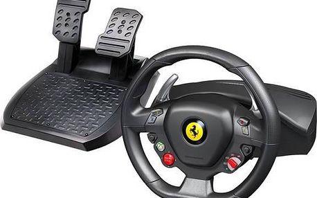 Thrustmaster Ferrari 458 pro PC/Xbox 360 (4460094) černý/červený + Doprava zdarma