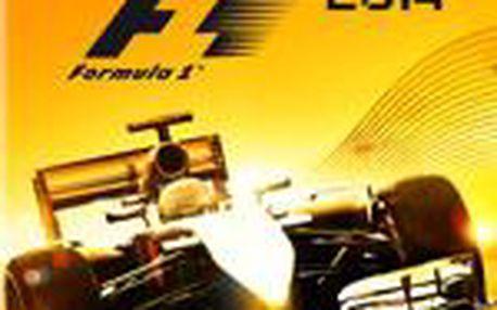 Hra F1 2014 (XBOX 360)