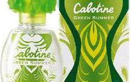 Toaletní voda Gres Cabotine Green Summer 50ml EDT W