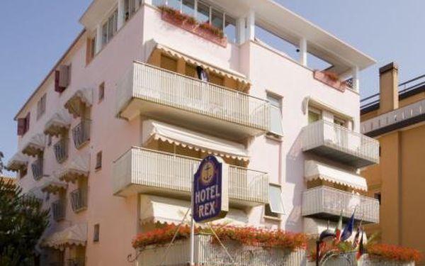 Itálie, oblast Veneto (Benátská riviéra), snídaně, ubytování v 2* hotelu na 8 dní