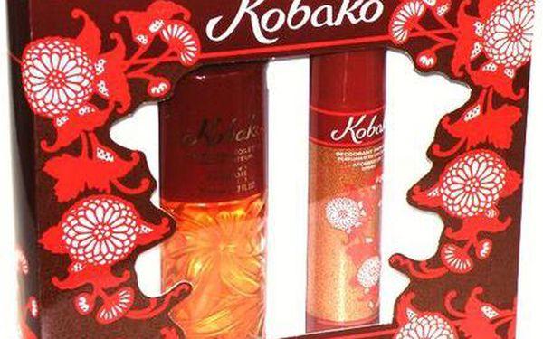 Toaletní voda BOURJOIS Paris Kobako Edt 50ml + 75ml deodorant
