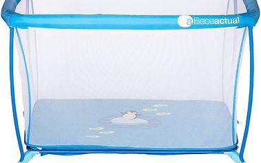 Dětská ohrádka - modrá