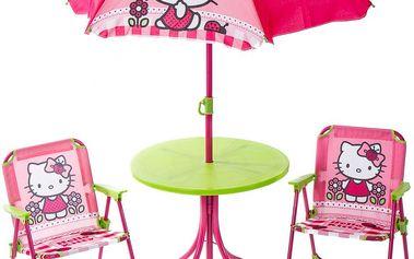 Kempovací set Hello Kitty