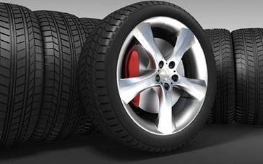 Skvělých 299 Kč za výměnu zimních kol za letní, vyvážení pneumatik a dohuštění na Vašem voze
