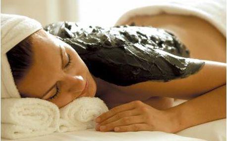 3fázový bahenní zábal proti celulitidě na 70 minut 5+1 voucher zdarma