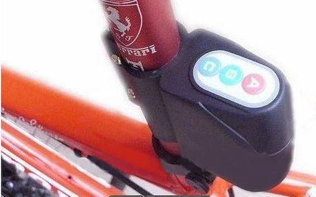 Alarm na jízdní kolo!