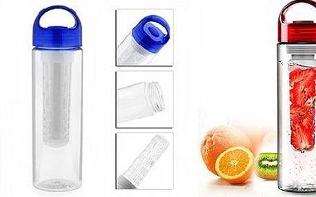 EKO lahev 0,6L na výrobu ovocných drinků