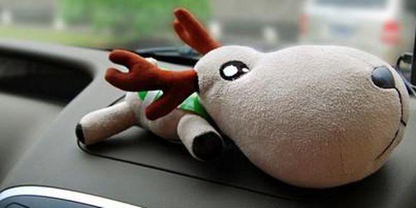 Pohlcovač pachů do auta Reindeer!