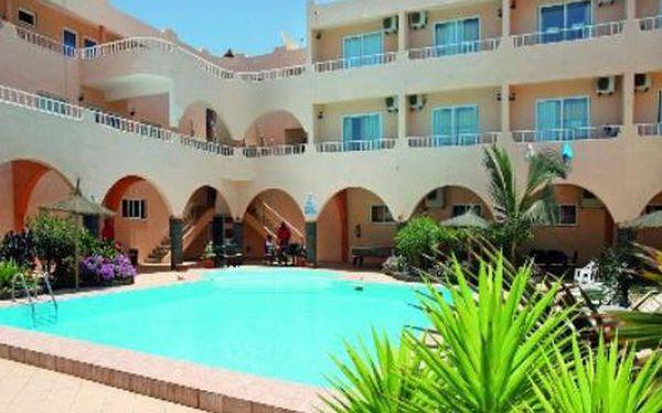 Kapverdské ostrovy, oblast Ostrov Sal, doprava letecky, snídaně, ubytování v 3* hotelu na 8 dní