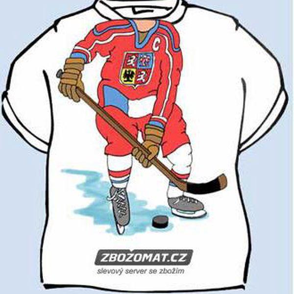 Dětská trička Sportovec!