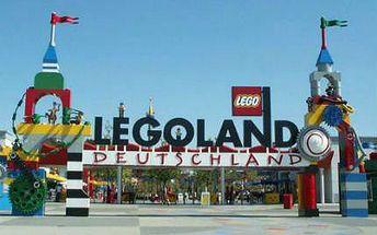 Zájezd do Legolandu včetně vstupenky