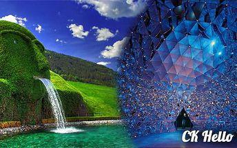 Zájezd do světa Swarovski a adventního Innsbrucku
