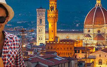 Florencie a Verona: poznávací zájezd včetně ubytování. 6 termínů!