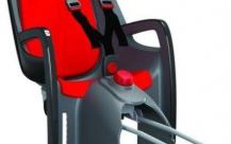 Hamax CARESS je velmi bezpečná dětská samonosná zadní sedačka