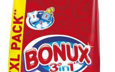 Prací prášek Bonux 3v1 Magnolia 5,6 kg, 80 praní