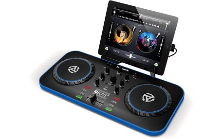 DJ kontroler pro iPad/iPod/iPhone Numark iDJ Live II