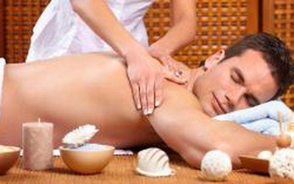 Sportovní masáž (60 minut) pro náročné za neopakov...